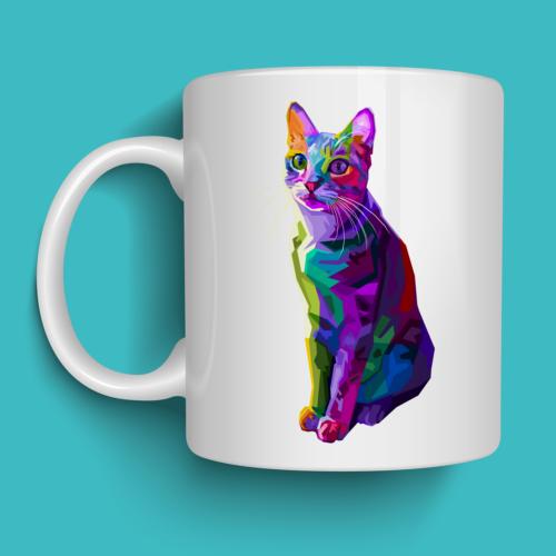 Macskás Bögre